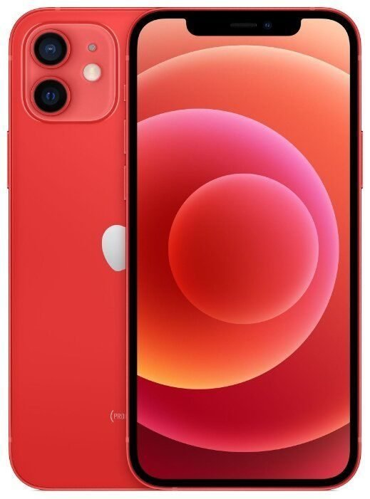 Apple iPhone 12 Mini (128Gb, red) MGE53RU/A