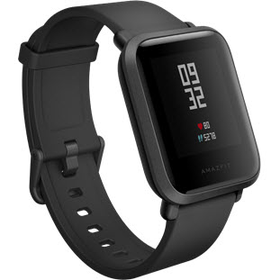 Amazfit Bip (Global Version, onyx black)
