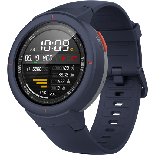 Amazfit Verge (Global Version, twilight blue)