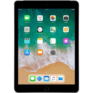 Apple iPad 2018 (32Gb, Wi-Fi, space gray)