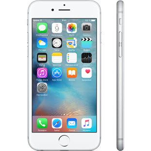 Apple iPhone 6S (32Gb, silver, A1688)