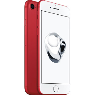 Apple iPhone 7 (128Gb, red, A1778)