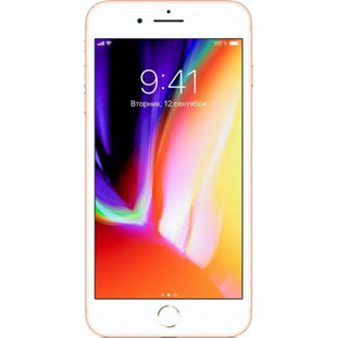 Apple iPhone 8 Plus (256Gb, gold, A1897)