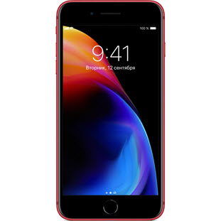 Apple iPhone 8 Plus (64Gb, red, A1897)