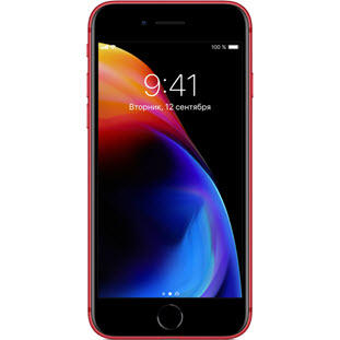 Apple iPhone 8 (64Gb, red)