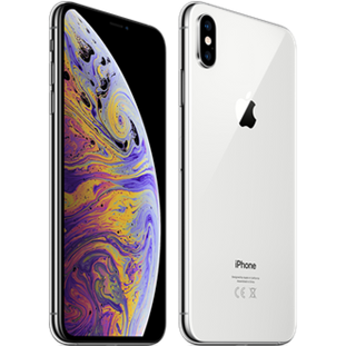 Apple iPhone Xs Max (64Gb, silver)