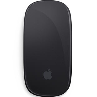 Apple Magic Mouse 2 (space gray, Bluetooth, MRME2ZM/A)
