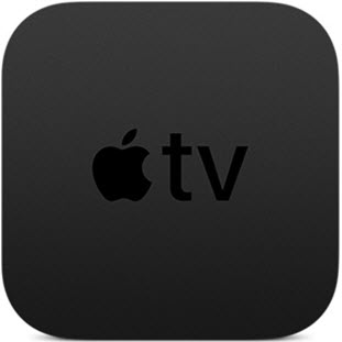 Apple TV 4K (32Gb, black, MQD22RS/A)