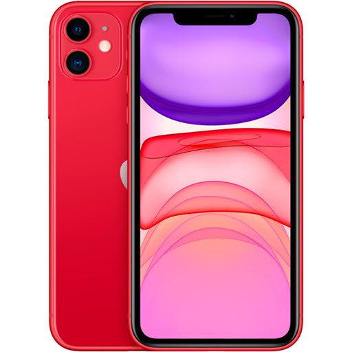 Apple iPhone 11 (64Gb, red)