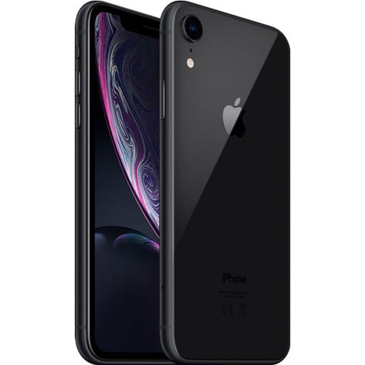 Apple iPhone Xr (64Gb, black, MRY42RU/A)
