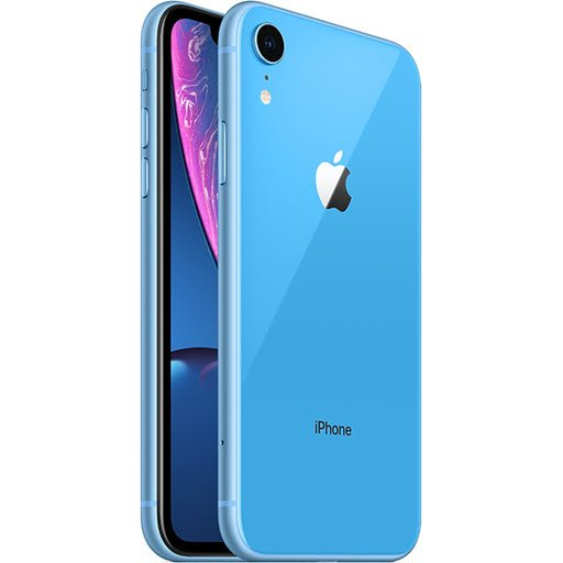 Apple iPhone Xr (64Gb, blue, MRYA2RU/A)