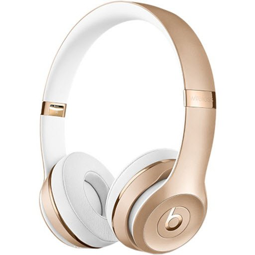 Beats Solo3 Wireless (gold, MNER2ZE/A)