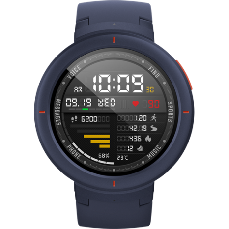 Фото товара Amazfit Verge (Global Version, twilight blue)