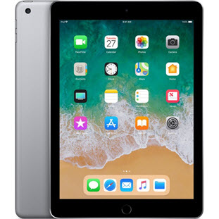 Фото товара Apple iPad 2018 (32Gb, Wi-Fi, space gray)