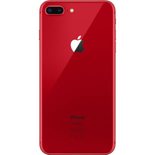 Фото товара Apple iPhone 8 Plus (64Gb, red, A1897)