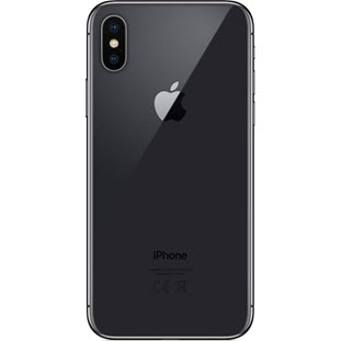 Фото товара Apple iPhone X (256Gb, space gray, A1901)