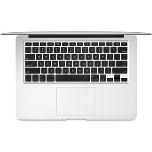 Фото товара Apple MacBook Air 13 Mid 2017 (MQD32RU/A, i5 1.8/8Gb/128Gb, silver)