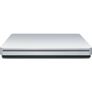 Фото товара Apple USB SuperDrive (silver, MD564ZM/A)