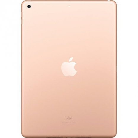 Фото товара Apple iPad 2019 (128Gb, Wi-Fi, gold, MW792RU/A)