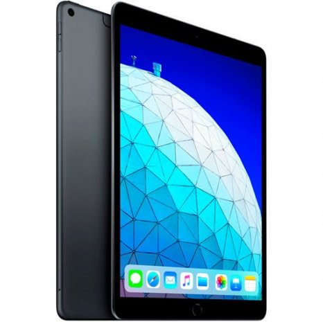 Фото товара Apple iPad Air 2019 (64Gb, Wi-Fi + Cellular, space gray)