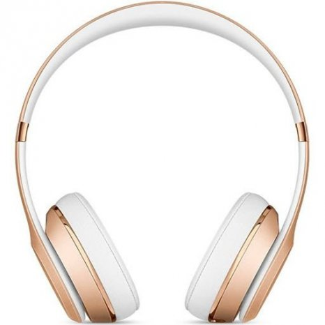 Фото товара Beats Solo3 Wireless (gold, MNER2ZE/A)