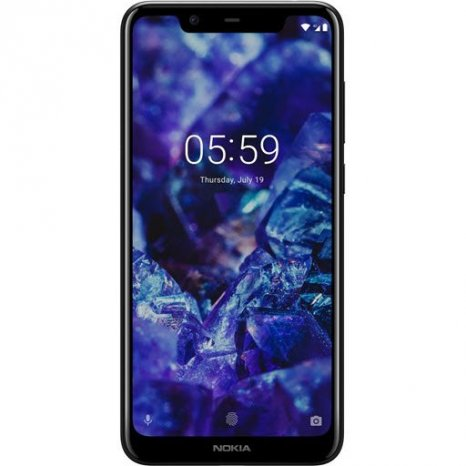 Фото товара Nokia 5.1 Plus (black)