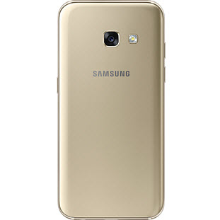 мобильный телефон Samsung Galaxy A3 2017 Sm A320f Gold