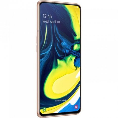 Фото товара Samsung Galaxy A80 (gold)