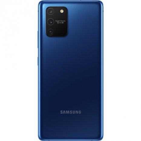 Фото товара Samsung Galaxy S10 Lite (6/128Gb, blue)