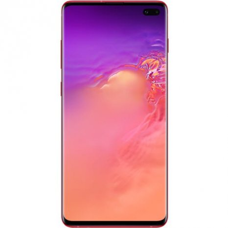 Фото товара Samsung Galaxy S10+ (8/128Gb, red)