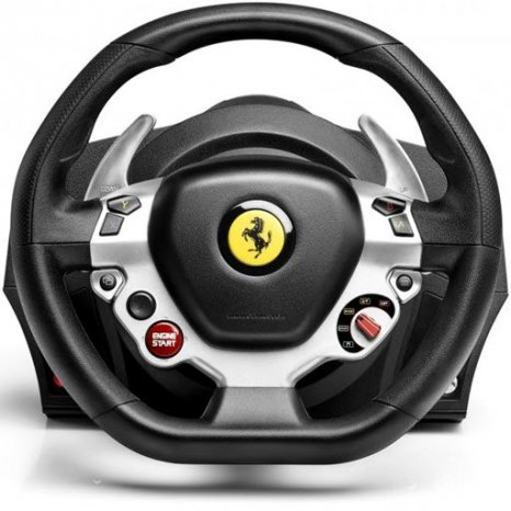 Фото товара Thrustmaster TX Racing Wheel Ferrari 458 Italia Edition (THR20)