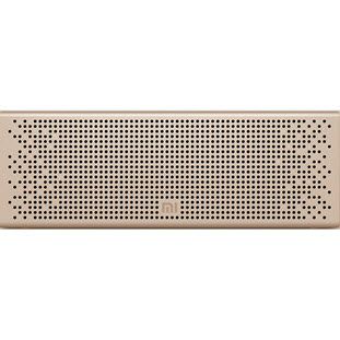 Фото товара Xiaomi Mi Bluetooth Speaker (gold)