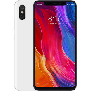 Фото товара Xiaomi Mi8 (6/128Gb, Global, white)