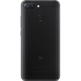 Фото товара Xiaomi Redmi 6 (4/64Gb, RU, black)