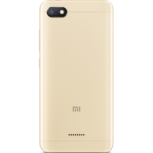 Фото товара Xiaomi Redmi 6A (2/16Gb, Global, gold)