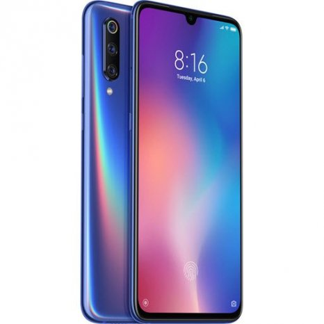 Фото товара Xiaomi Mi9 (6/128Gb, Global Version, blue)