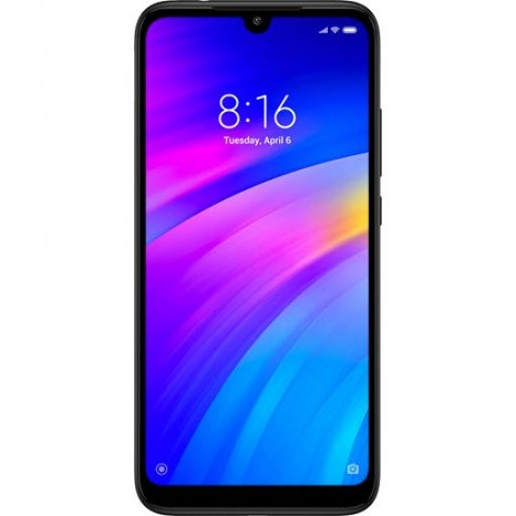 Фото товара Xiaomi Redmi 7 (3/32Gb, Global Version, black)