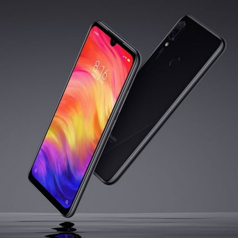 Фото товара Xiaomi Redmi Note 7 (4/64Gb, Global Version, black)