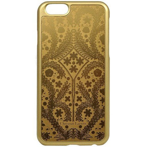 Christian Lacroix Paseo metal для Apple iPhone 6/6S (gold)