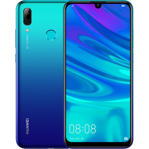 Huawei P smart 2019 (3/32GB, POT-LX1, aurora blue)