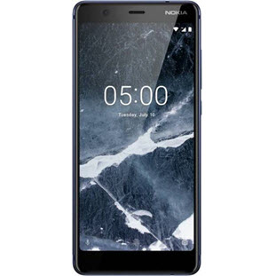 Nokia 5.1 (16Gb, blue)