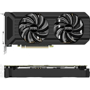 Видеокарта Palit GeForce GTX 1070 Ti 1607MHz PCI-E 3 0