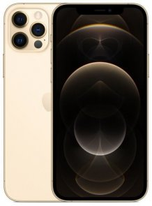 Мобильный телефон Apple iPhone 12 Pro (256Gb, gold) MGMR3RU/A