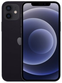 Мобильный телефон Apple iPhone 12 Mini (64Gb, black) MGDX3RU/A
