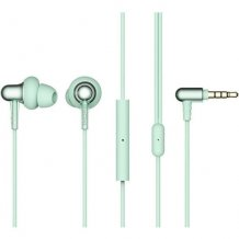 Наушники 1MORE Stylish Dual-Dynamic In-Ear E1025 (spearmint green)