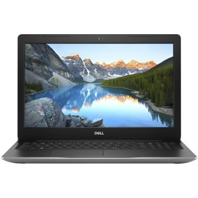 Ноутбук Dell Inspiron 3582 CDC N4000 4Gb 500Gb Intel UHD Graphics 600 15.6 HD BT Cam 3500мАч Linux Серебристый 3582-4966