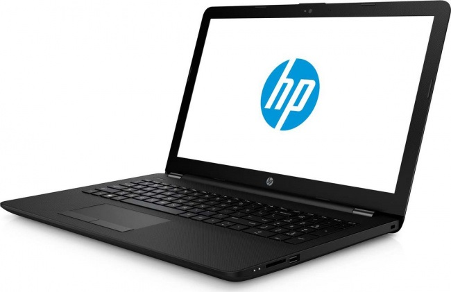 Ноутбук HP 15  i3-5005U 4Gb 500Gb Intel HD Graphics 5500 15,6 HD BT Cam 2620мАч Free DOS Черный 15-bs151ur 3XY37EA