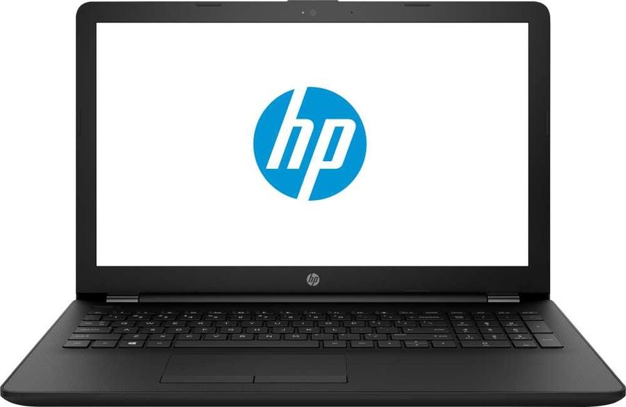 Ноутбук HP 15 A6-9220 4Gb 500Gb AMD Radeon R4 series 15,6 HD SVA BT Cam 2620мАч Free DOS Черный 15-rb050ur 4UT28EA