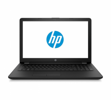 Ноутбук HP 15 A6-9220 4Gb 1Tb AMD Radeon R4 series 15,6 HD SVA BT Cam 2620мАч Free DOS Черный 15-rb043ur 4UT13EA