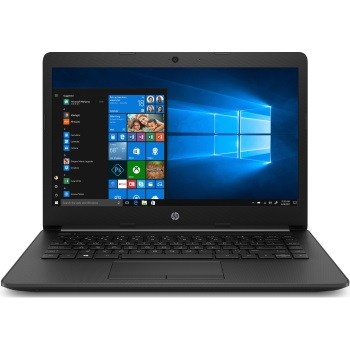 Ноутбук HP 14 A4-9125 4Gb SSD 128Gb AMD Radeon R3 series 14 HD SVA BT Cam 2670мАч Win10 Черный 14-cm0515ur 7GS85EA